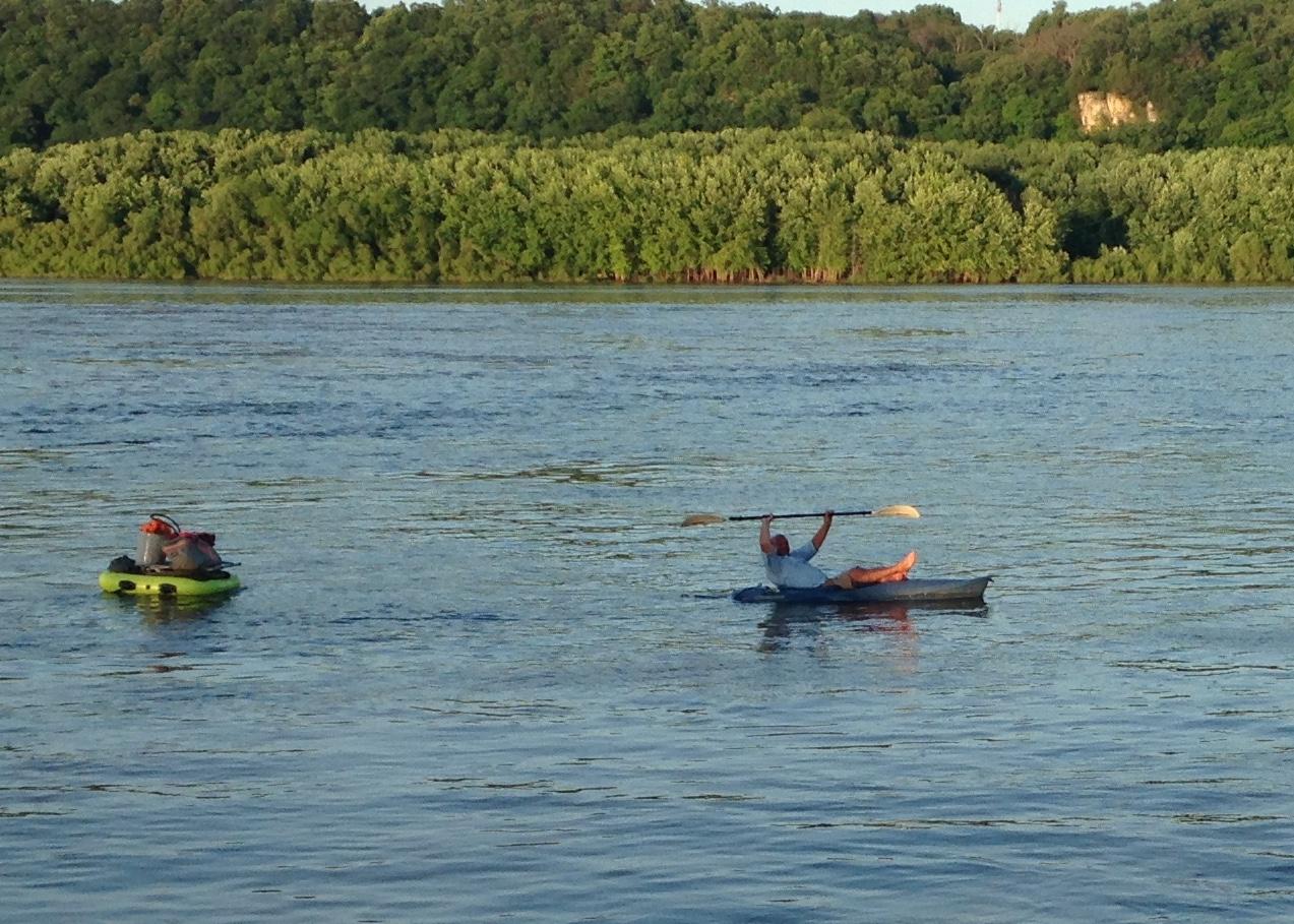 Week 6: Sabula, Camanche, Rock Creek Marina, Le Claire